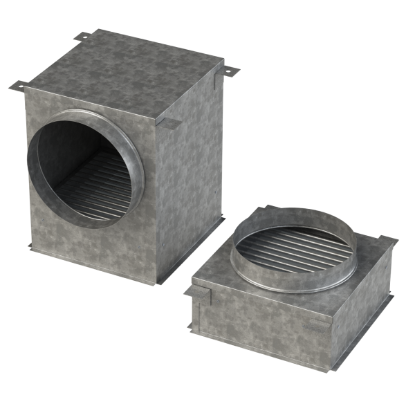 FRPB - Fire rated plenum boxes