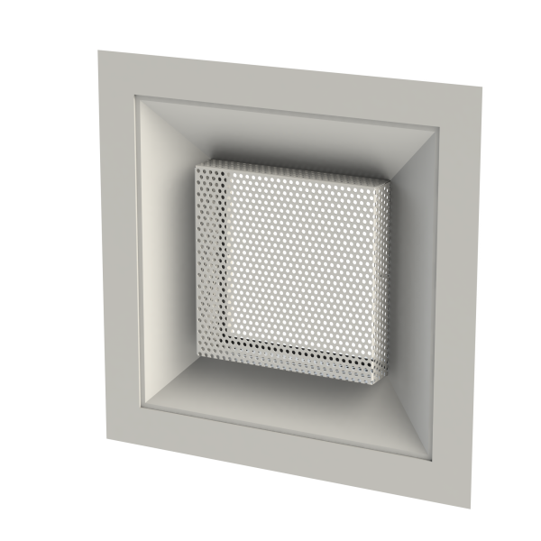 PPD - Perforated Plate Diffusers
