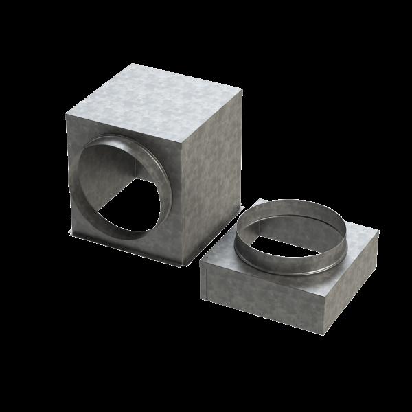 PB - Plenum boxes