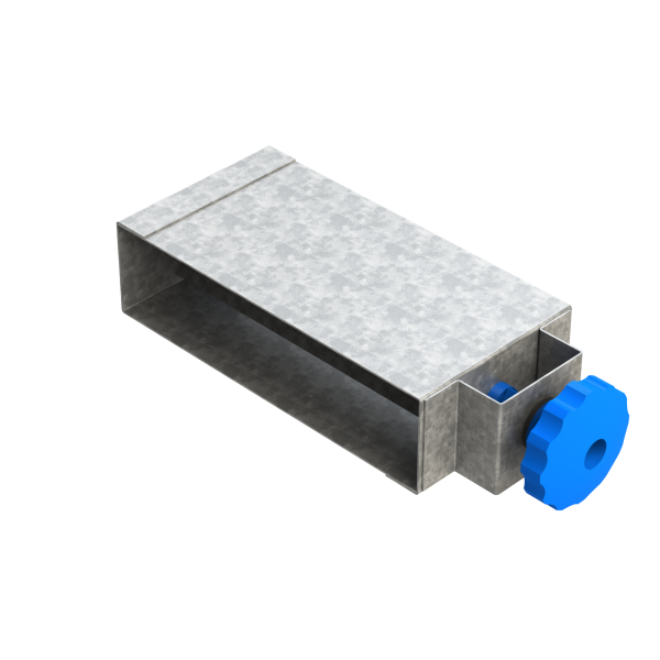 NCA S900 Rectangular Single Blade VC Dampers