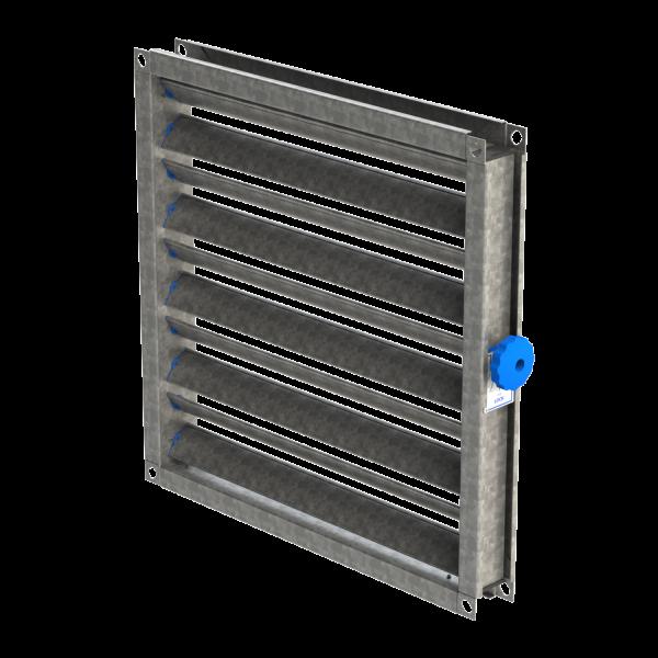 NCA S900 - Volume Control Damper