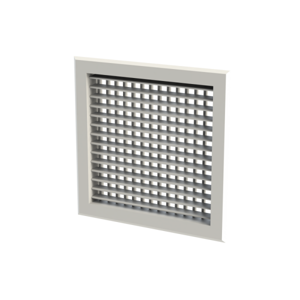 SD/DD/FB - Single Deflection, Double Deflection and Fixed Blade Grille