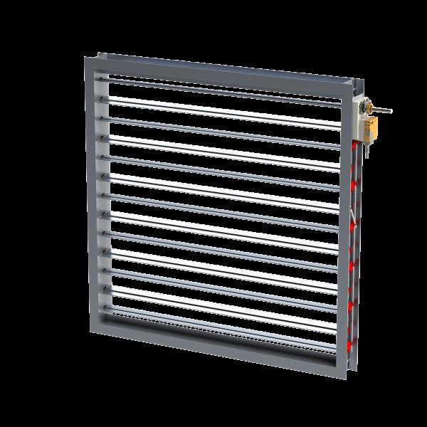 HVC-VCD - Aluminium Volume Control Dampers