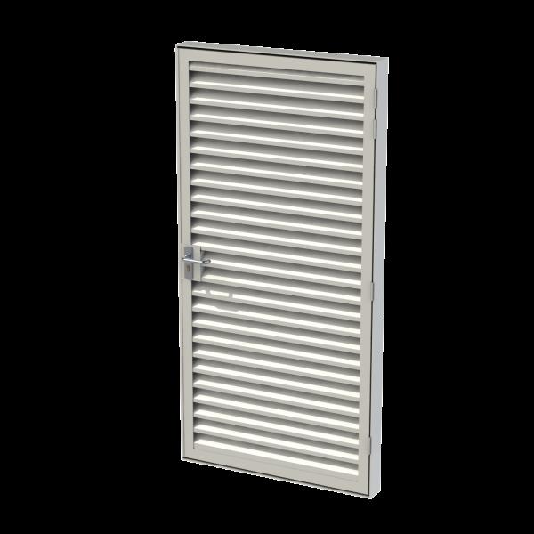 WLD - Weather louvre doors